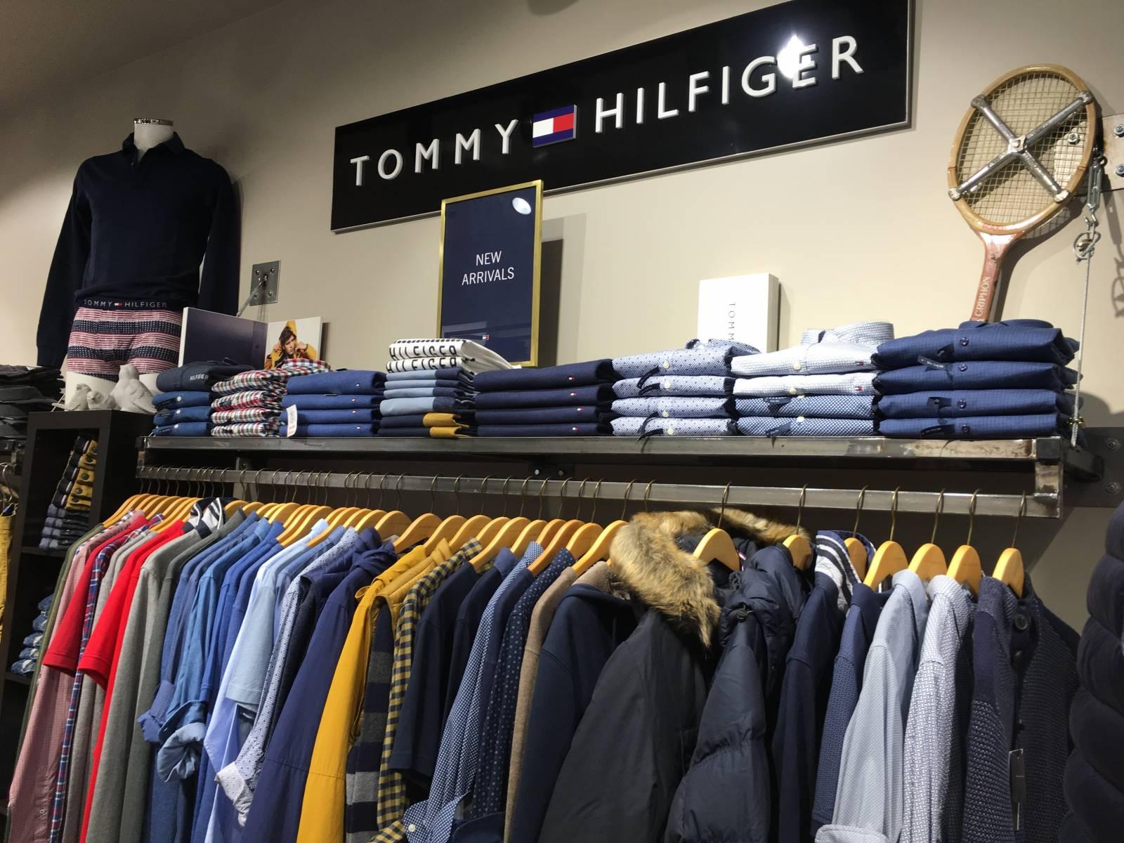 840549af793 Boutique de prêt à porter revendeur de la marque Tommy Hilfiger à Dieppe