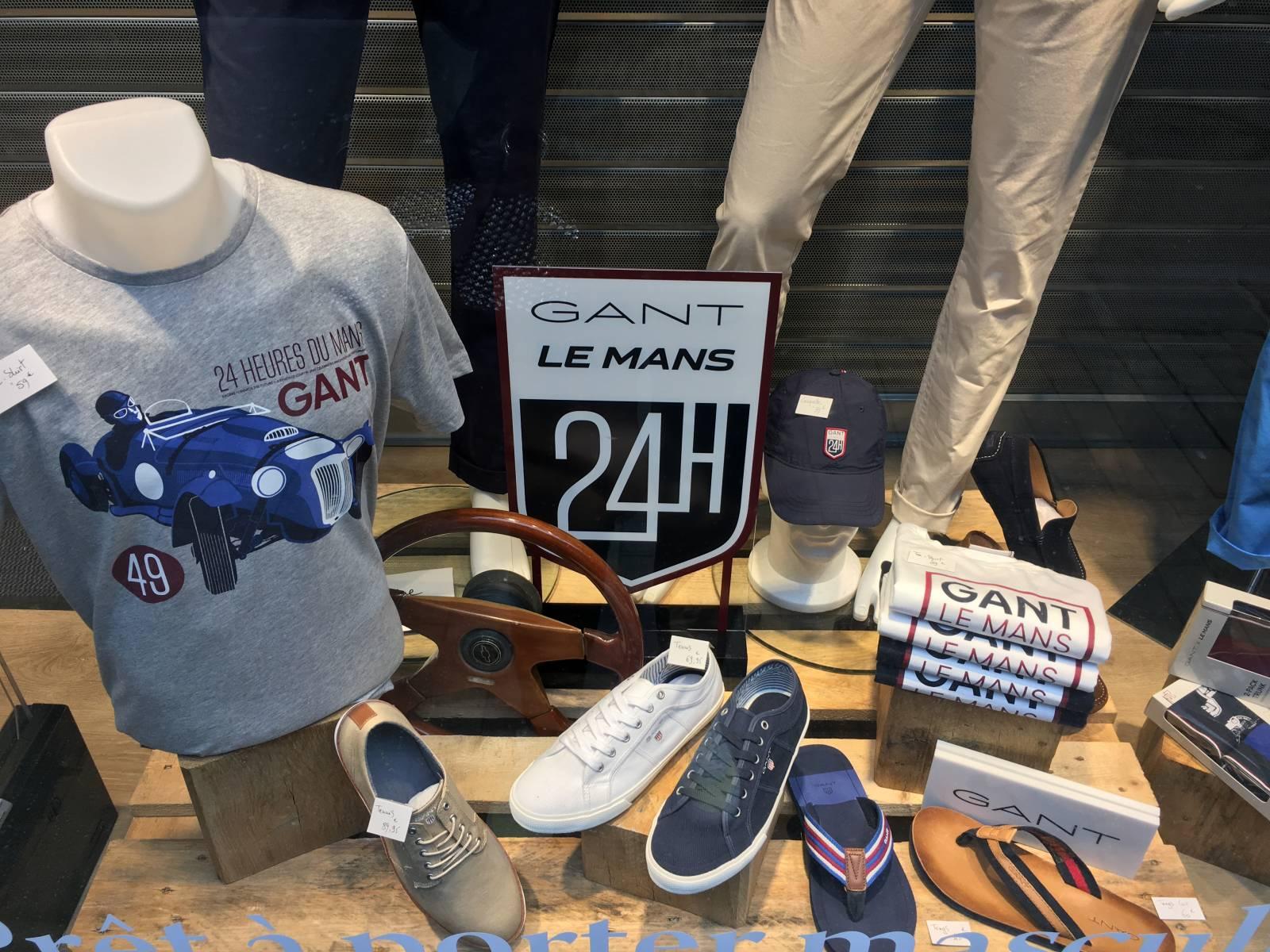 f01dd27c0f8 Boutique revendeur de la marque Gant homme proche de Rouen - Magasin ...