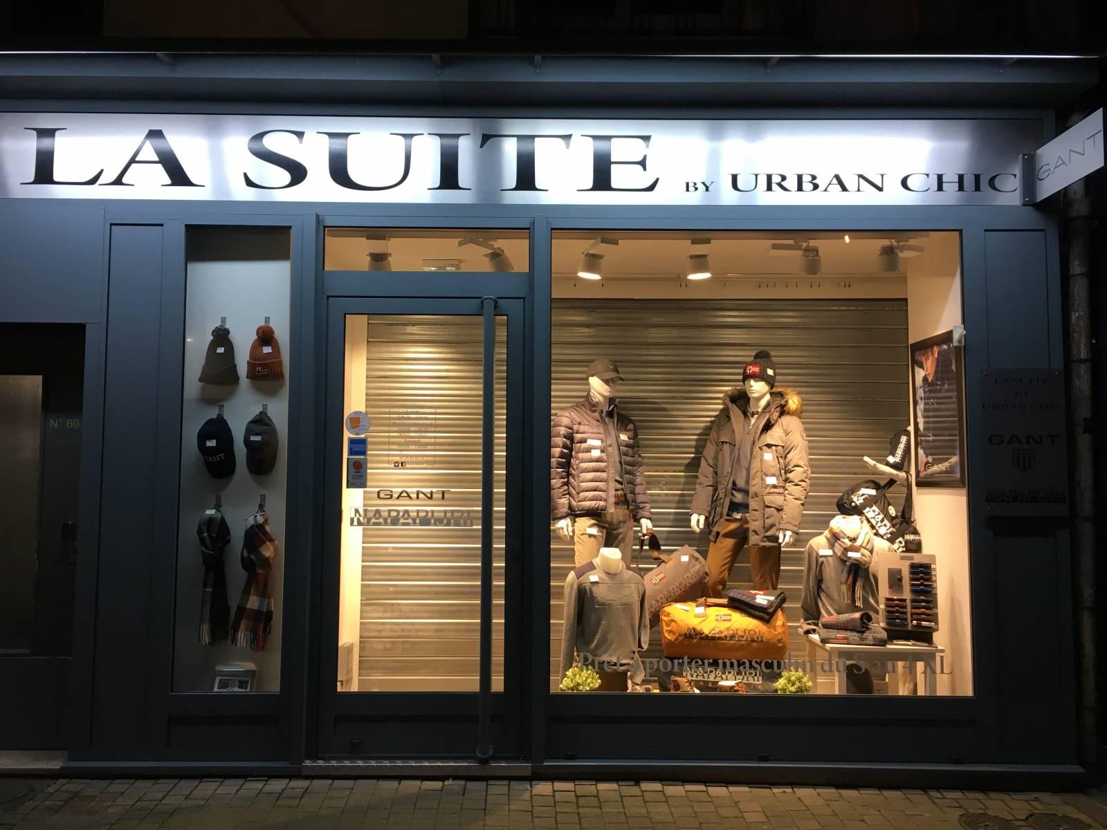 1ef70af57d6 Boutique revendeur de la marque Gant homme proche de Rouen - Magasin ...